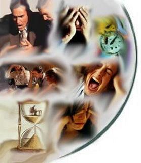 Ansiedade, Estresse e Esgotamento