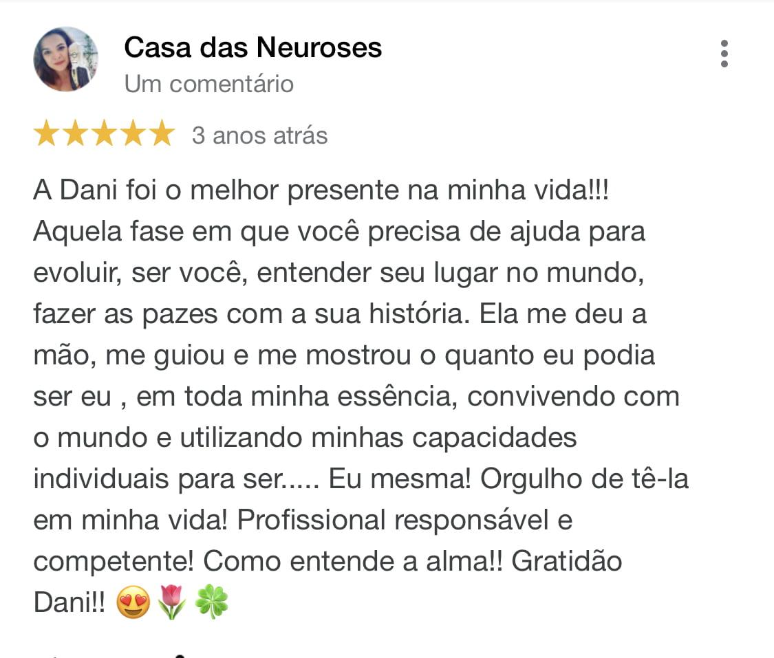 Psicólogo em Valinhos e Campinas Terapia Online com Daniela Carneiro 4